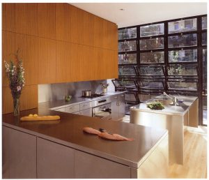 Crosby Stainless Steel Countertops Chicago IL