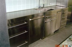 Stainless Steel Cabinets Chicago IL