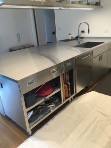 Stainless Steel Cabinets Chicago IL 1